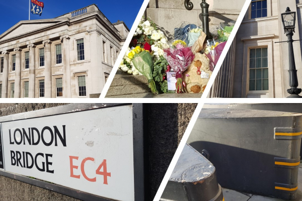 Support for Fishmongers' Hall survivors