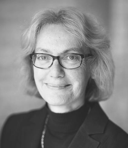 Carole Souter CBE